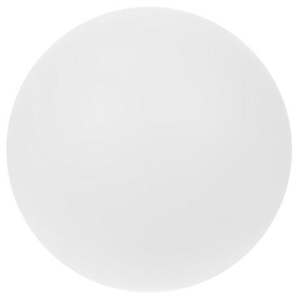 Светильник светодиодный аккумуляторный Шар RGB 20 см цвет белый цена
