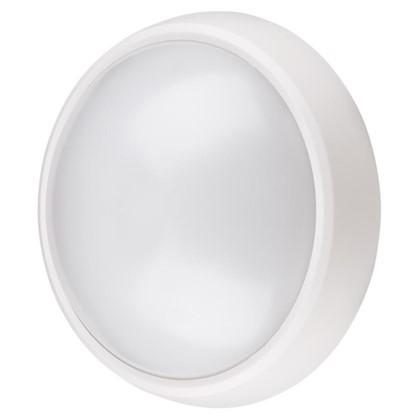 Светильник светодиодный с датчиком движения LCL круг 12 Вт 960 Лм 6500 К цена