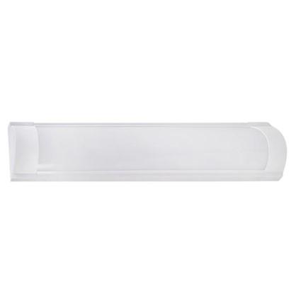 Светильник светодиодный TDM Electric ДПО 3017 2х9 Вт 4000 К IP20 цена