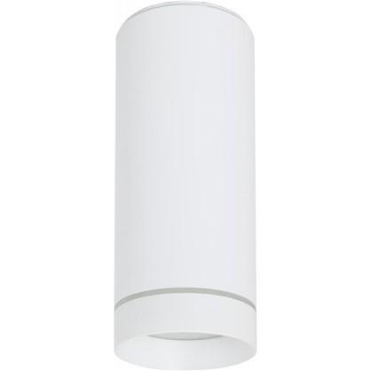 Светильник точечный накладной LED22 79 мм 2.8 м² белый свет цвет белый матовый