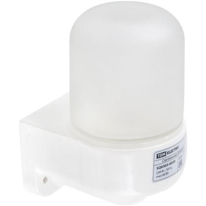 Светильник угловой TDM Electric Сауна 1xE27x60 Вт IP54 цена