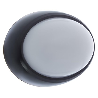 Светильник Uniel ULWO04 12 Вт 840 Лм цвет черный IP65 цена