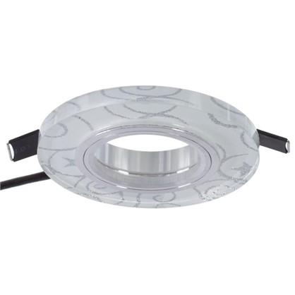 Встраиваемый светильник Fametto L202 цоколь GU5.3 35 Вт цвет хром цена