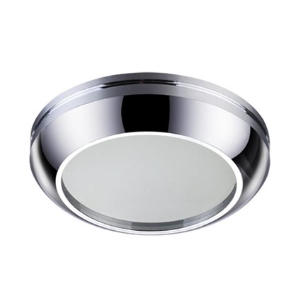 Светильник встраиваемый Novotech Damla 370386 цоколь GX5.3 цена