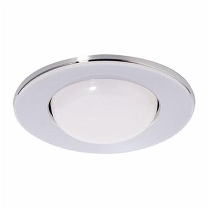 Встраиваемый светильник R50 E14x40 Вт цвет хром цена