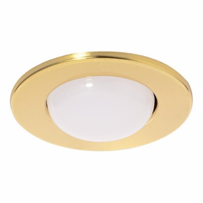 Встраиваемый светильник R50 E14x40 Вт цвет золото цена
