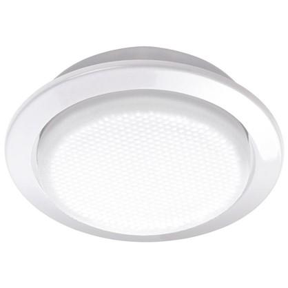 Встраиваемый светильник светодиодный 7 Вт свет теплый белый цена