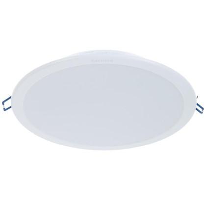 Встраиваемый светильник светодиодный DN027B 20 Вт круг