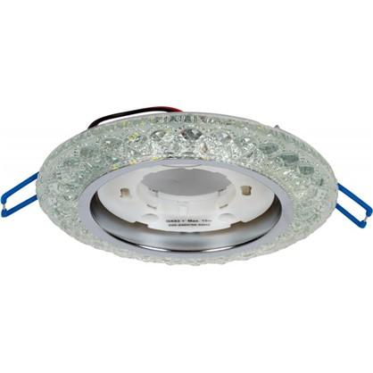 Встраиваемый светильник светодиодный Emilia 53270 GX53x20 Вт цвет прозрачный цена