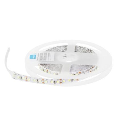 Светодиодная лента 14.4 Вт/120LED/м свет холодный белый IP23 цена