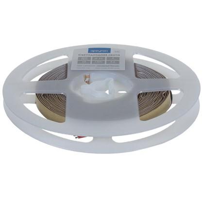 Светодиодная лента 9.6Вт/60LED/м свет холодный белый IP68