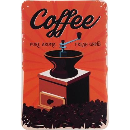 Табличка Coffe 20х30 см цена