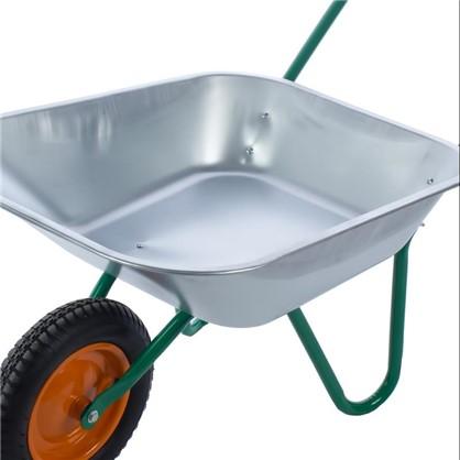 Тачка садовая 90 кг/65 л