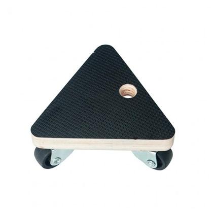 Тележка треугольная 20Х58 30КГ цена