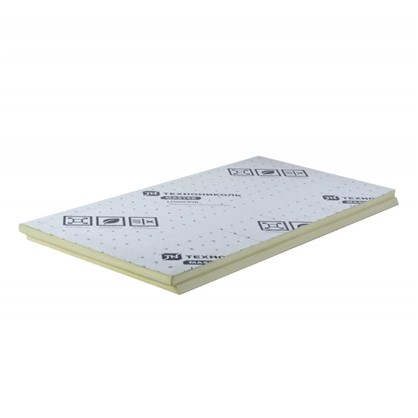 Теплоизоляционная PIR-плита LOGICPIR Баня 50x585x1185 мм цена