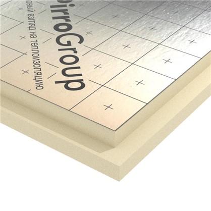 Термоизоляционная PIR-плита PirroUniversal 50x600x1200 мм