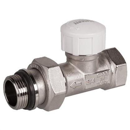 Термостатический клапан для радиатора Heizen прямой 3/4 дюйма цена