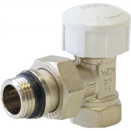 Термостатический клапан для радиатора Heizen угловой 1/2 дюйма цена
