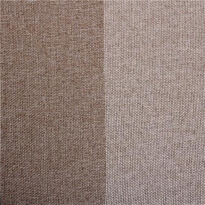 Ткань Шато джутовая мешковина 280 см цвет коричневый цена