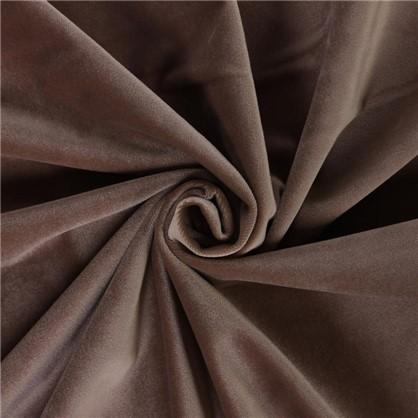 Ткань бархат 150 см цвет коричневый цена