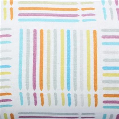 Ткань Мино 280 см абстракция цвет мультиколор
