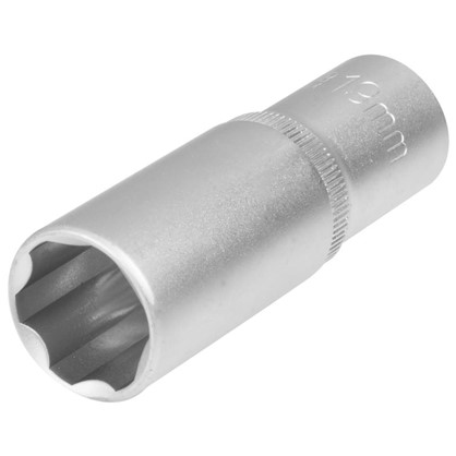 Торцевая головка глубинная Dexter 1/2 19 мм цена