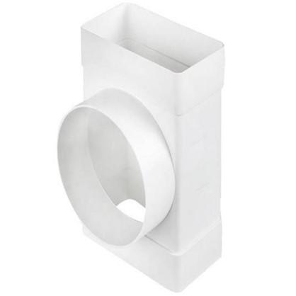 Тройник 55х110/100 мм цена