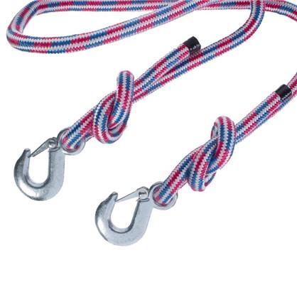 Трос верёвочный №1 2 крюка 5 м 5 т цена