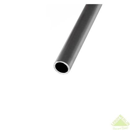 Труба 20x20x1000х20 мм алюминий цвет серебристо-белый цена