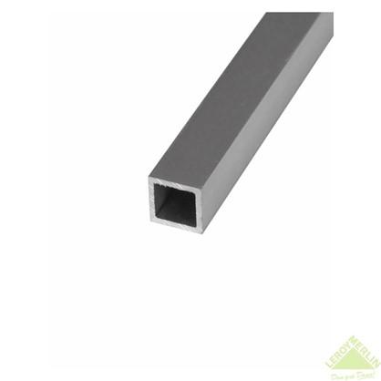 Труба квадратная 12х12х2000х12 мм алюминий цвет серебро цена