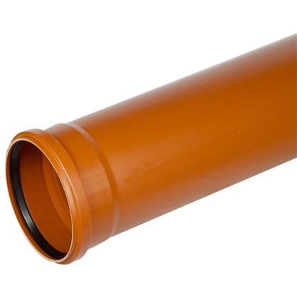 Труба раструбная наружная 160x1000 мм