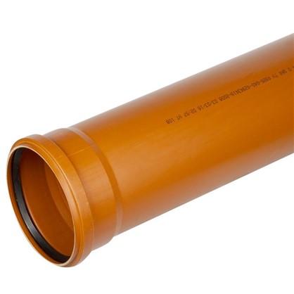 Труба раструбная наружная 160x2000 мм