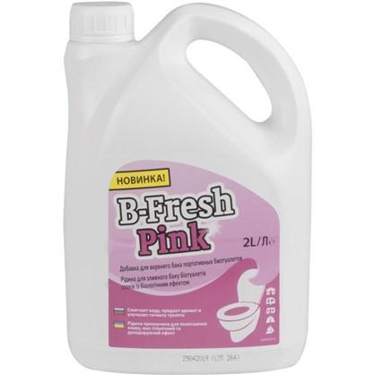 Туалетная жидкость B-Fresh Pink 2 л