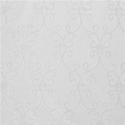 Тюль 1 п/м Адель вышивка 280 см цвет экрю цена