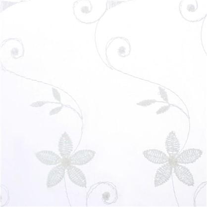 Тюль 1 п/м вышивка 280 см цвет экрю цена