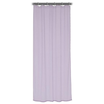 Тюль на ленте 140x260 см органза цвет фиолетовый цена