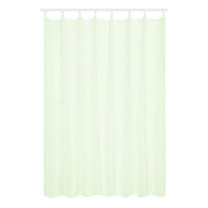 Тюль на ленте 300х280 см вуаль цвет зеленый цена