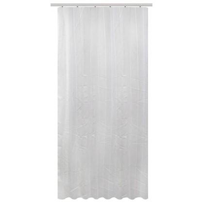 Тюль на ленте Красавино 160х260 см вуаль цвет белый цена