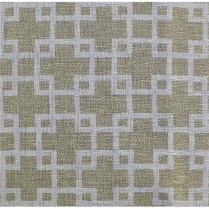Тюль на ленте Outline 250х180 см цвет фисташковый цена