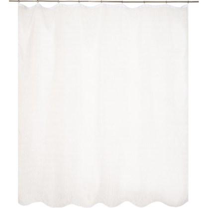 Тюль на ленте Стокгольм 250х260 см цвет белый