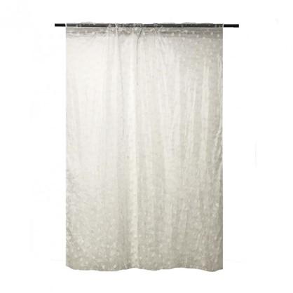 Тюль на ленте Toowoomba 160х260 см вуаль цвет белый