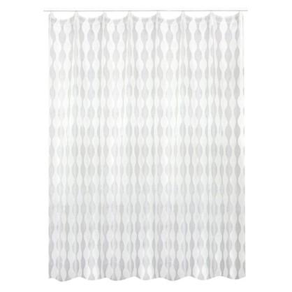 Тюль на ленте Веллен 290х260 см цвет белый цена