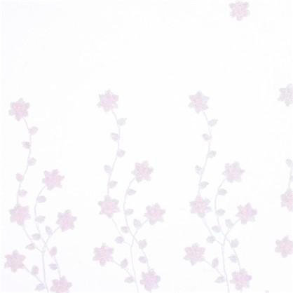 Тюль с вышивкой Невеста сетка 290 см цвет розовый цена