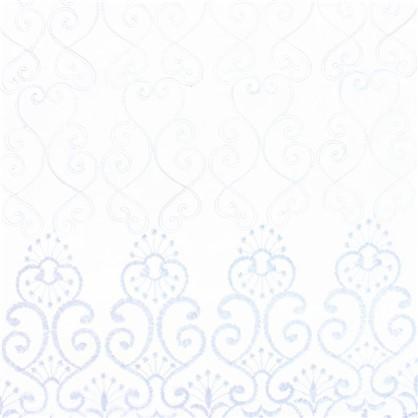 Тюль Веста вышивка на сетке 280 см цвет белый цена