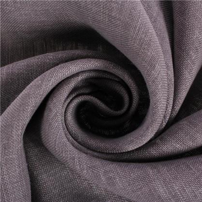 Тюль Висилло Тинтура  300 см абстракция цвет серый