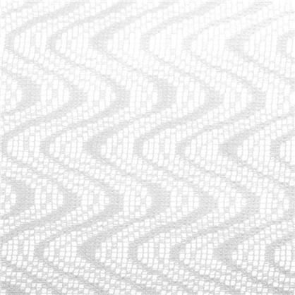 Тюль Волна сетка 280 см цвет молочный цена