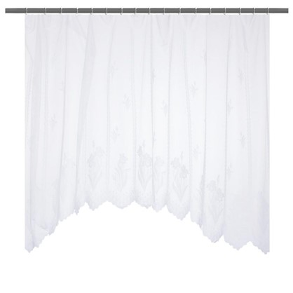 Тюлевая арка 300х175 см цвет белый