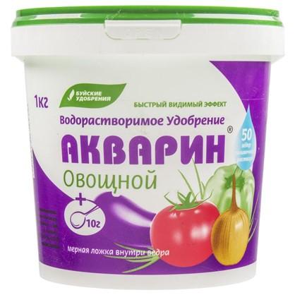 Удобрение Акварин для овощей 1 кг цена