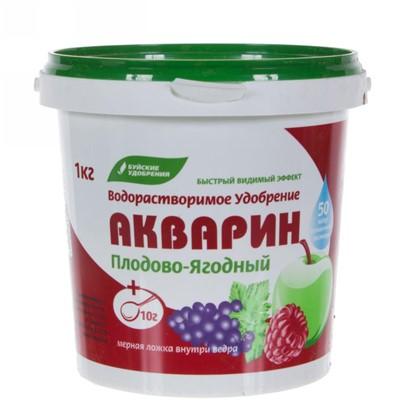 Удобрение Акварин для плодовых растений 1 кг