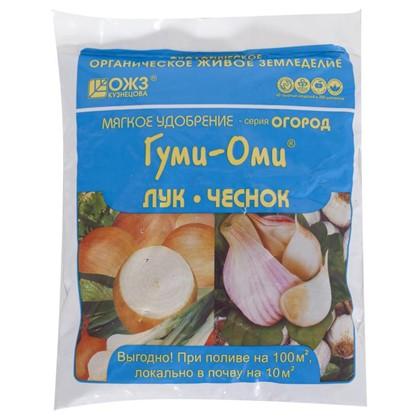 Удобрение Гуми-Оми для лука и чеснока органо-минеральное 0.7 кг цена